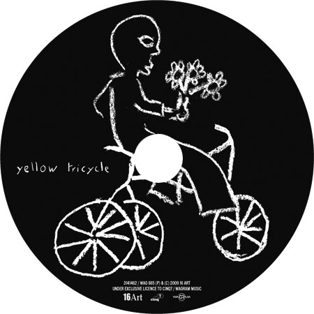 Yellow Tricycle A Lovers Prayer
